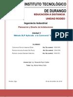 Unidad Rodeo_Metodo SLP Carniceria