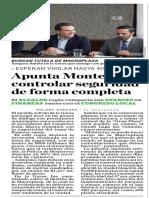 03-03-19 Apunta Monterrey a controlar seguridad de forma completa