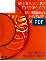 An Introduction to Seismology, Earthquakes and Earth Structure [Steth Stein, Michael Wysession] (1).pdf