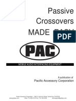 The Design of Active Crossovers by Douglas Self - Appointedd