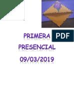 Presencial No 01