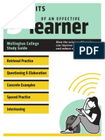 5 Habits of an Effective Learner