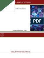 ComputerGraphics Transformations (1)