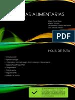 4. Alergias Alimentarias - Oscar Reyes
