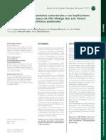 Caracterización de Lineamientos Estructurales y Sus Implicancias Hidrogeologicas
