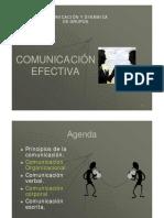 s5-01. Comunicación Efectiva