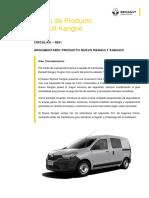 Argumentario Nuevo Renault KANGOO VU
