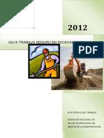 GUIA PARA TRABAJO SEGURO EN EXCAVACIONES 2012-MINTRABAJO 2568.pdf