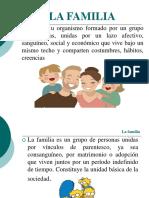 Familia y desarrollo humano