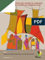Cartilha_CFESS_Final Parâmetros para Atuação de Assistentes Sociais na Politica de Assistência Social