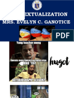 1. Contextualization - Ifugao - Copy