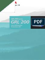 GRL200 brochure_12033-0.B