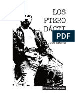 Los pterodáctilos (José Sbarra)