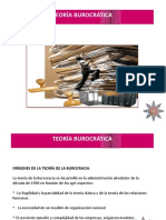 DIAPOSITIVAS LA ORGANIZACIÓN Y LA BUROCRACIA (1) (1)