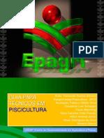 Guia Passo-A-passo Em Piscicultura Técnicos Fernando 2015