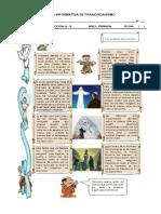 Ficha Informativa Estigmas