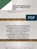 Corrientes epistemológicas, metodología y práctica en Geografía.pptx