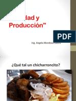 Calidad y producción