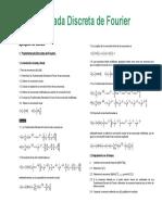 Transformada Discreta de Fourier Ejemplos.pdf