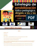 Estretegia Pedagógica Para Profesionales de La Salud 2010