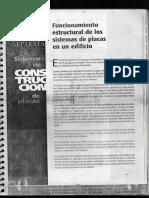 FUNCIONAMIENTO ESTRUCTURAL DE LOS SISTEMAS DE PLACAS .pdf