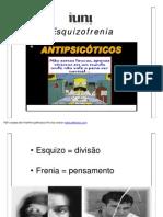 Esquizofrenia antipsicotico