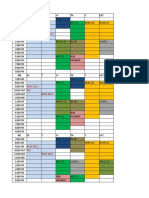 2nd year BSN schedule XU-CN