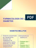 Farmacologa de La Diabetes