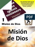 Misión de Dios