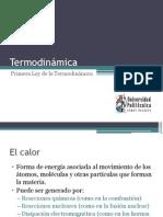 termodinamica-1a Ley