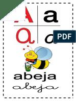 Abecedario 1° básico