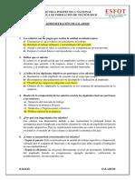 CUESTIONARIO SALARIOS