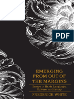 Emerging From Out of the Margins - Essays on Haida Language, Culture, And History