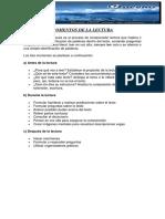 PRODUCCION Y COMPRENSION momentos de la lectura caratula.docx