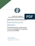 Las Torres en el Damero - Memoria de Licenciatura en Urbanismo (ICO - UNGS).pdf