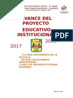 Proyecto Educativo 41042 2012-15 Tordoya