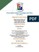 Universidad Católica Tecnológica Del Cibao