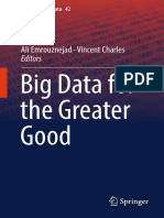 [Studies in Big Data 42] Ali Emrouznejad, Vincent Charles (eds.) - Big Data for the Greater Good (2018, Springer).pdf