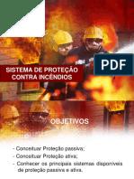 SISTEMAS DE PROTEÇÃO - ATIVA E PASSIVA