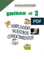Guia Español Tercer Periodo Segundo 2013