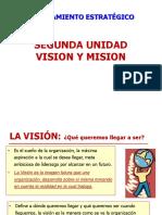 SEGUNDA UNIDAD MISION Y VISION.ppt