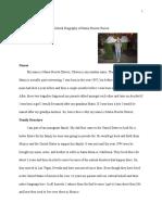 edu 280 cultural biography artifact pdf