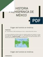 Historia Prehispánica de México