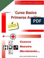 Primeros Auxilio Basico Cruz Roja