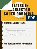 Theatre in Charleston