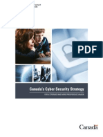 Canada Cyber Security Strategy Oct2010