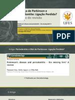Doença Periodontal e Mal de Parkinson Oficial