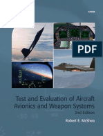 [Electromagnetics and Radar] Robert B. McShea - Test and evaluation of aircraft avionics and weapon systems (2014, SciTech Publishing).pdf