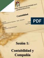 Tema 1 Contabilidad y Compañía - IE