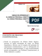 UNIDAD 1-Semana 01-03-EL DERECHO PROCESAL CONSTITUCIONAL Y EL CÓDIGO PROCESAL CONSTITUCIONAL.ppt
